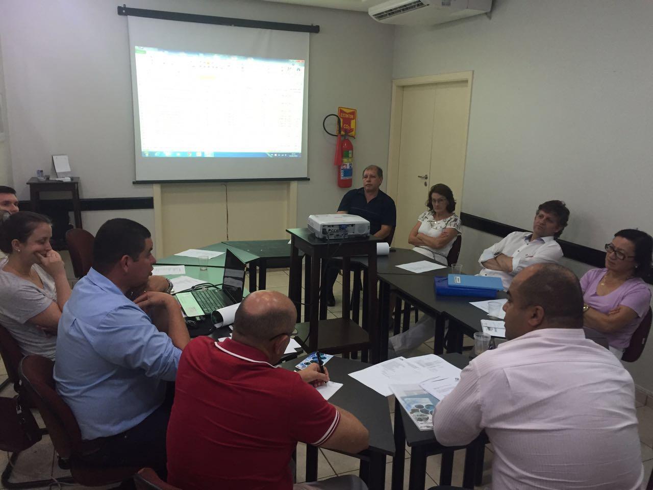 Diretoria da ABO-MS realiza reunião para definir atuação
