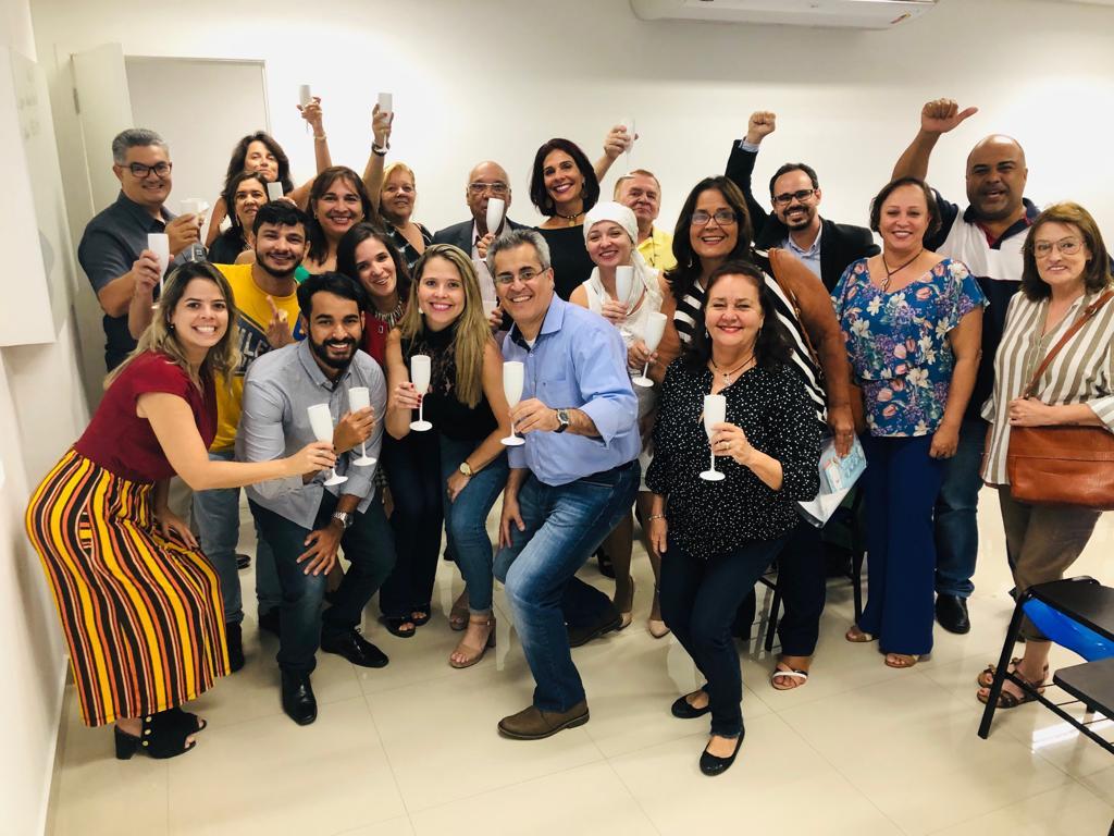 """ABO-MS participa de encontro sobre """"Um Sorriso do Tamanho do Brasil"""""""