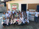 Acadêmicos realizam atividades na Escola Juliano Varella