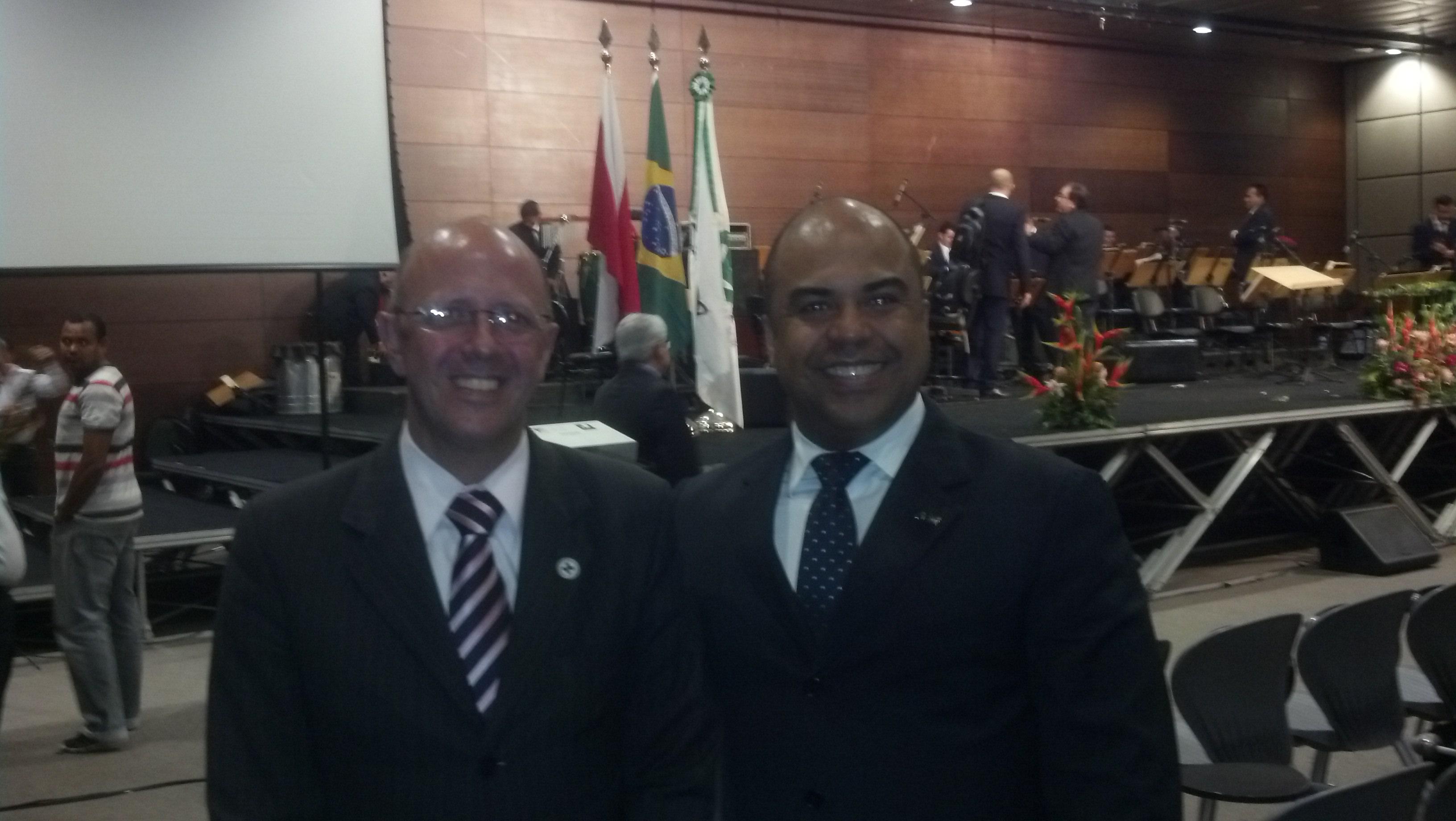 Presidente da ABO-MS participa de X Congresso Internacional de Odontologia da Amazônia