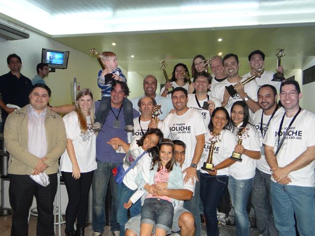 XI Torneio de Boliche reúne classe odontológica em Campo Grande