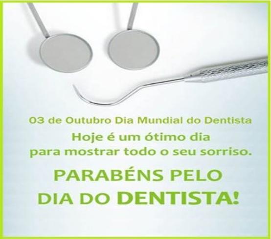 Parabéns Dentistas !!!