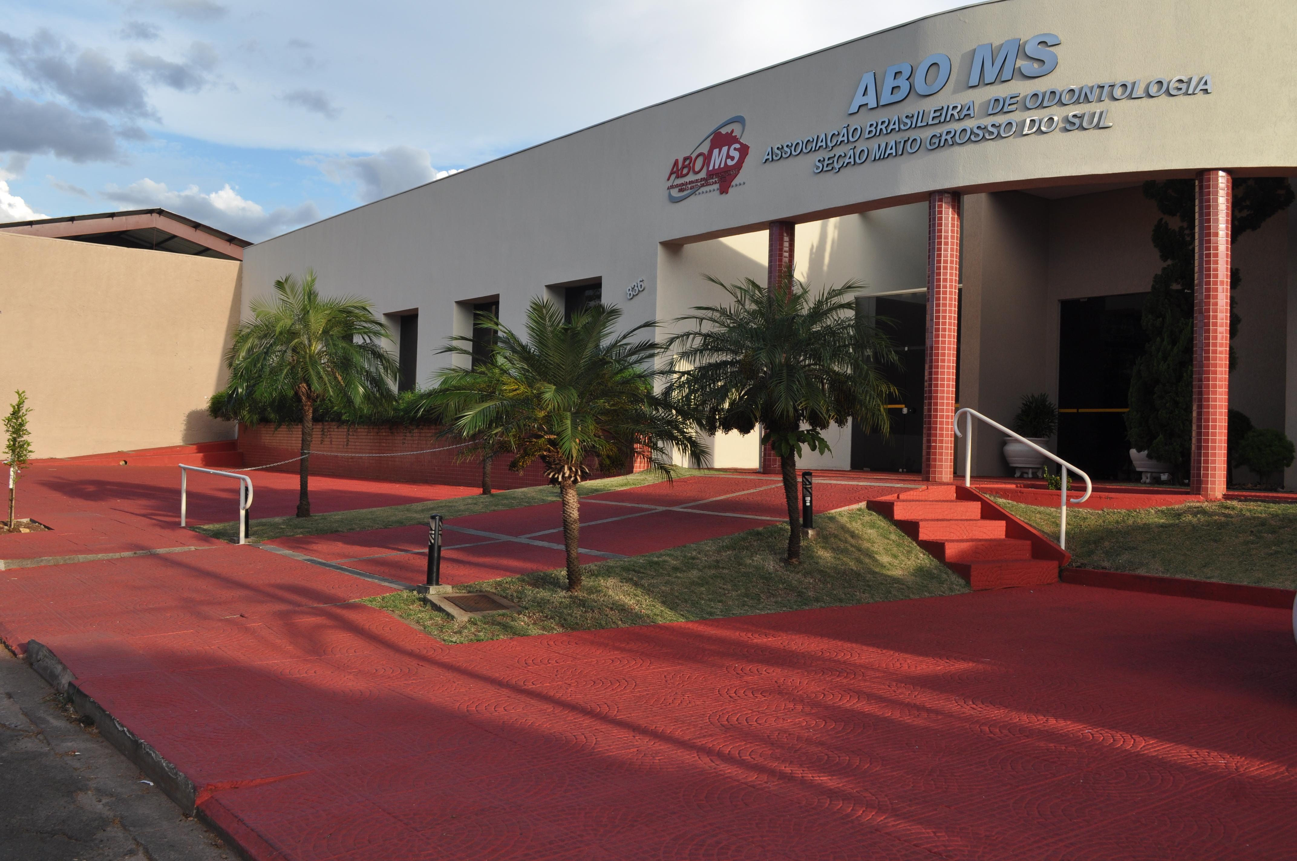 Prédio da ABO-MS é reformado