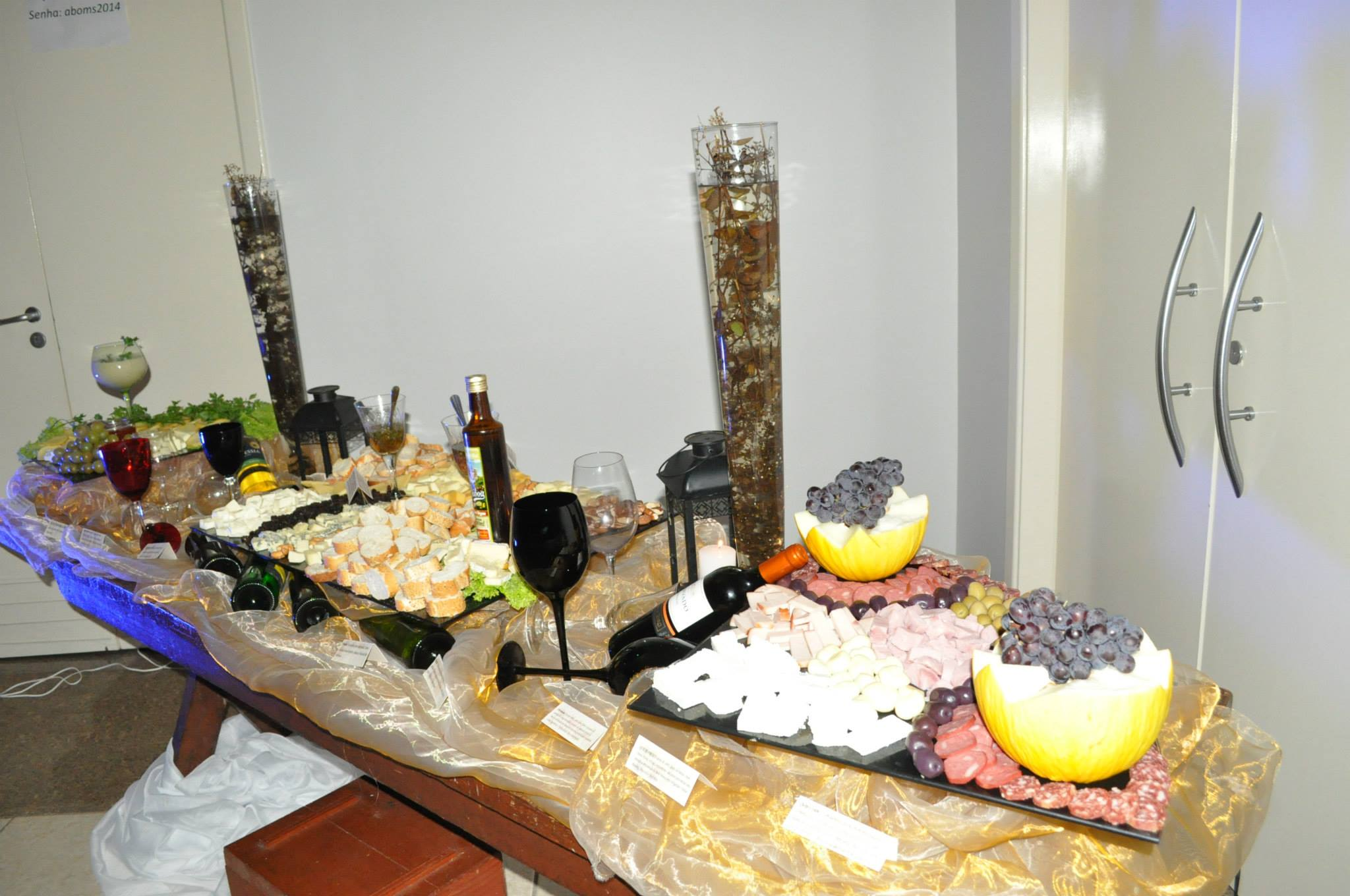 ABO-MS faz degustação para Noite de Queijos e Vinhos