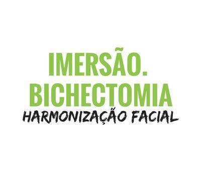 BICHECTOMIA-HARMONIZAÇÃO FACIAL