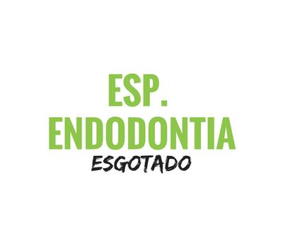 ESPECIALIZAÇÃO-ENDODONTIA