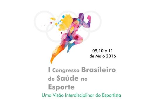 Inscrições abertas para o I Congresso Brasileiro de Saúde no Esporte