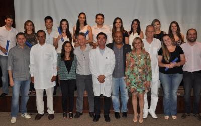 ABO-MS realiza formatura de alunos do curso de ortodontia