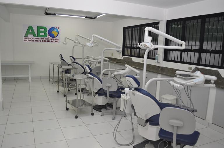 ABO-MS realiza triagens odontológicas domingo e segunda-feira