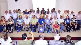 Cirurgiões-Dentistas de MS são homenageados em Júbilo de Ouro