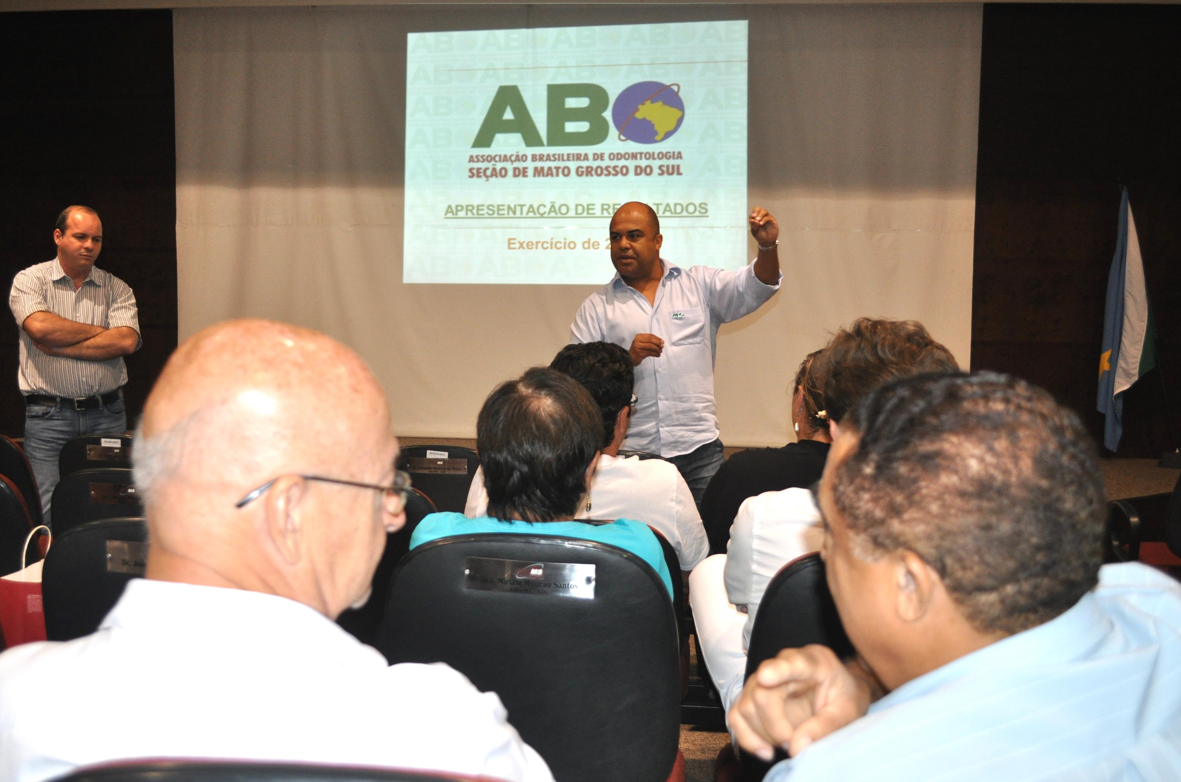 Prestação de Contas da ABO-MS é aprovada por unanimidade