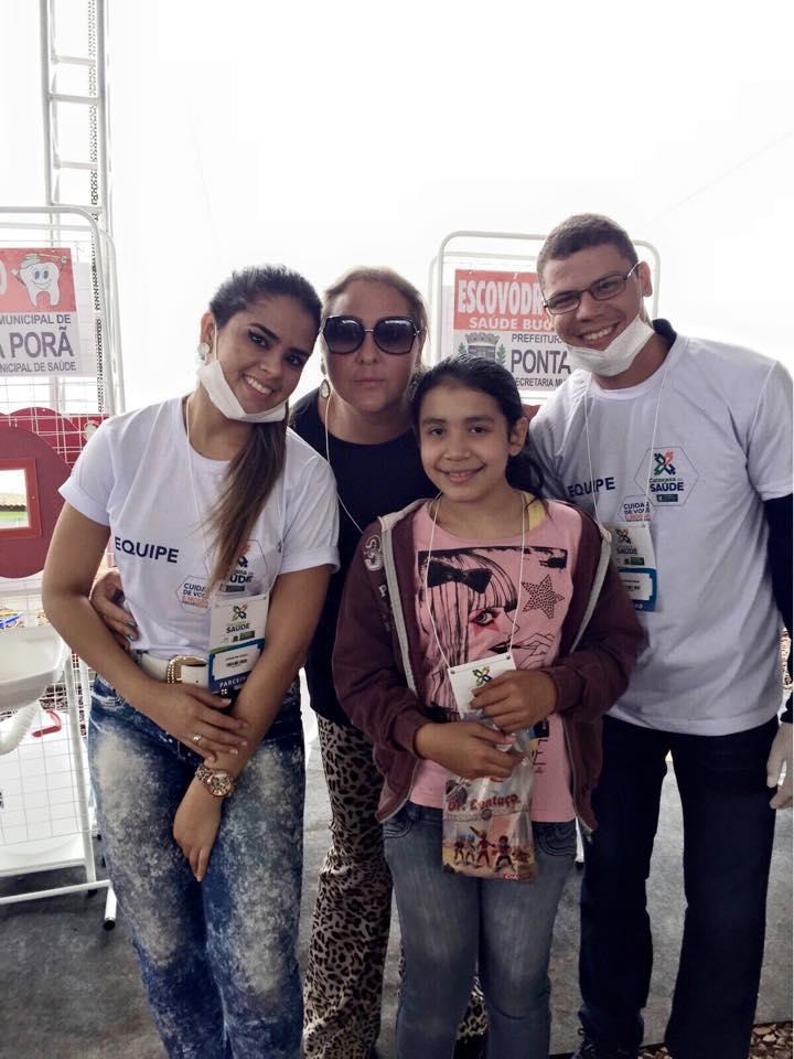 ABO-MS acompanha Caravana da Saúde em Ponta Porã