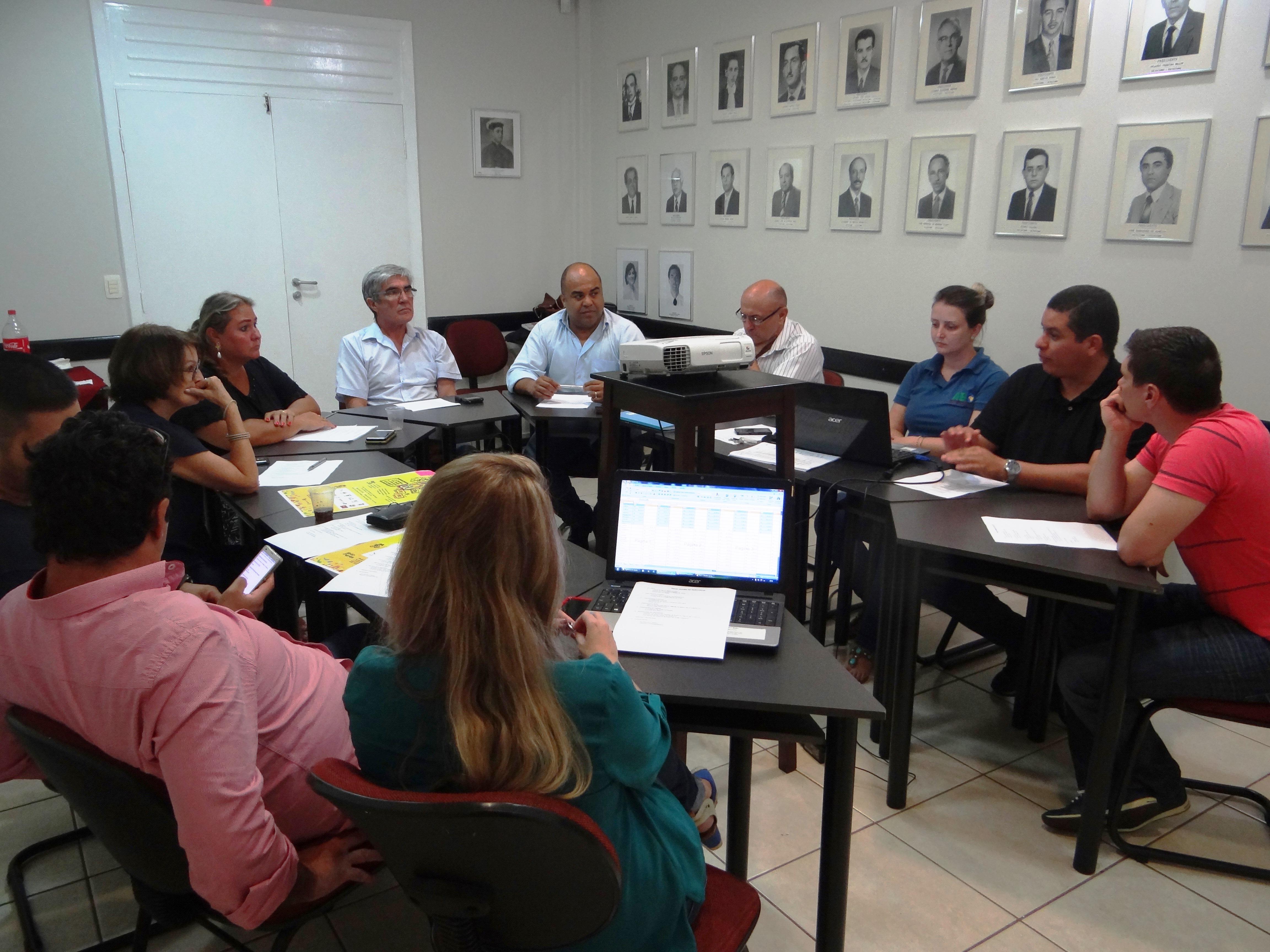 Diretoria da ABO-MS faz primeira reunião do ano