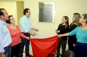 Cassems inaugura seu 23º Centro Odontológico em Ponta Porã