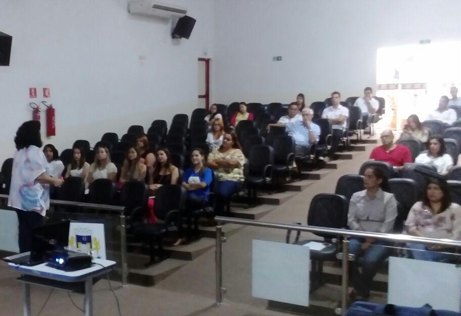 Profissionais de Aquidauana e região são capacitados para diagnóstico de câncer de boca