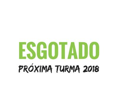 ESGOTADO-2018