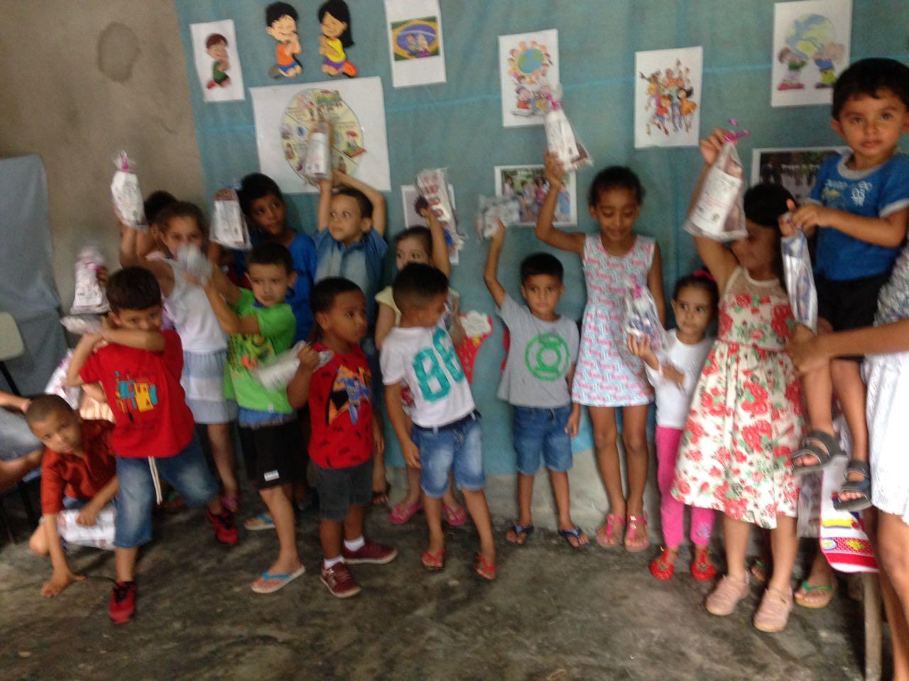 Kits doados pela ABO-MS serão distribuídos de MT ao Amazonas