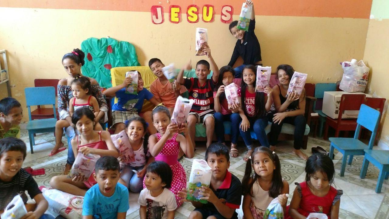 Kits doados pela ABO-MS foram distribuídos de MT ao Amazonas