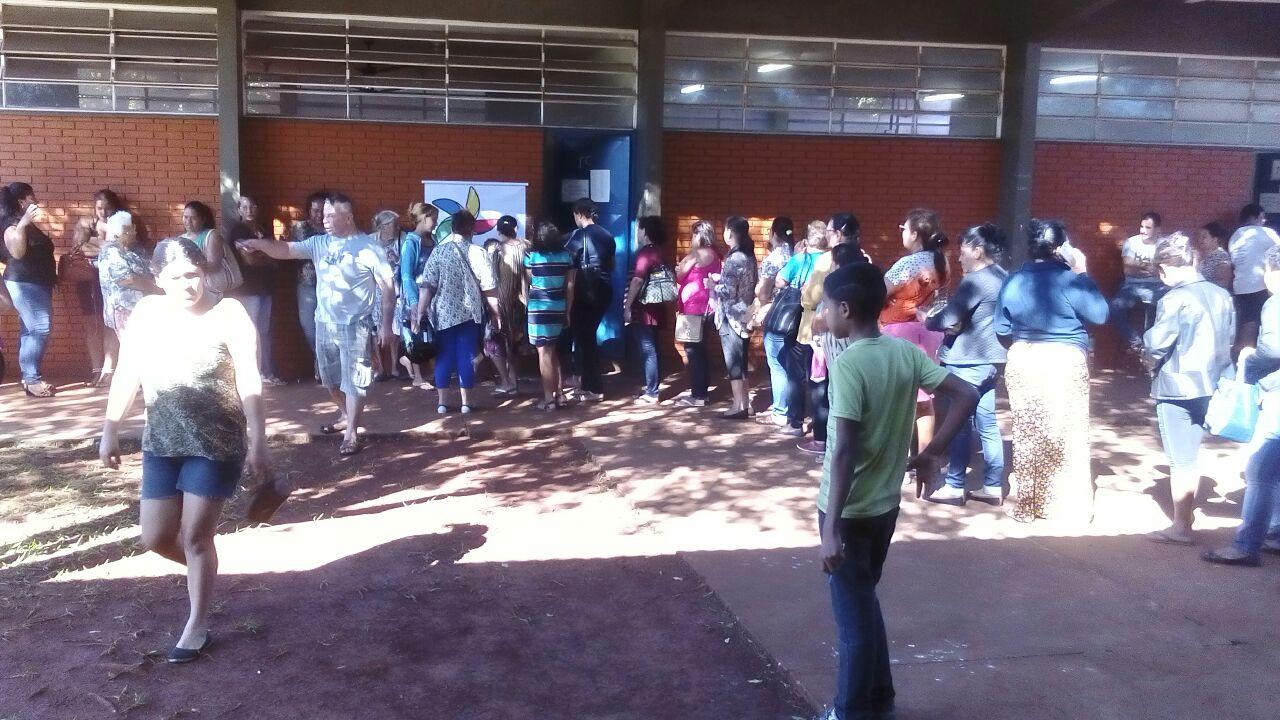 ABO-MS participa da Ação Socioeducativa do Programa Vale Renda
