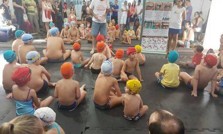 ABO-MS realiza ação com crianças durante Campanha Batalha do Bem