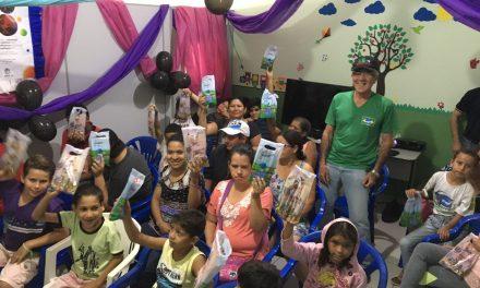 ABO-MS realiza ação de saúde bucal na APAE de Dois Irmãos do Buriti