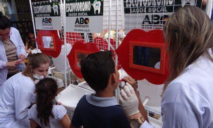Ação Comunitária no bairro Jardim Ouro Verde