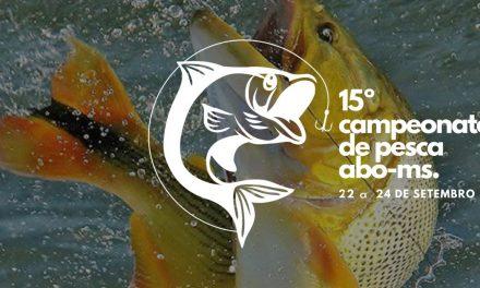 Inscrições abertas para o 15º Campeonato de Pesca da ABO/MS
