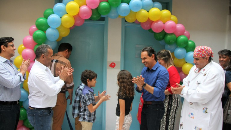 IMPCG inaugura salas de urgência e odontopediatria