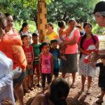 ABO-MS participa de ação no bairro Jardim Inápolis