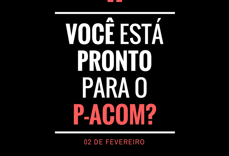 P-ACOM – Programa Avançado em Cirurgia Oral