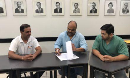 ABO-MS e Colégio Refferencial firmam parceria para oferecer cursos técnicos