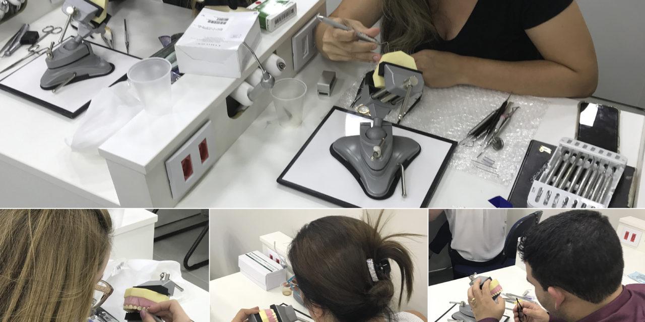 Nova turma de Cirurgia Plástica Periodontal teve início na ABO-MS