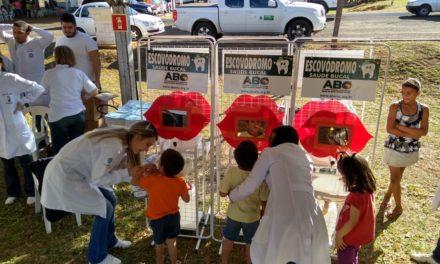 ABO-MS apoia Caravana da Saúde em Campo Grande