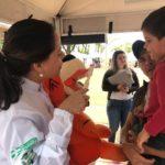 ABO-MS e CRO-MS realizam ação em Nova Andradina