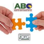 ABO-MS e IOPG firmam parceria para realização de cursos