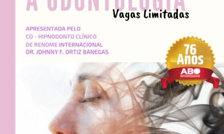 "Palestra Demonstrativa: ""Hipnose Clínica aplicada à Odontologia"""