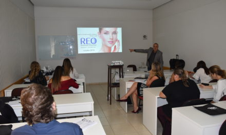 Curso aborda Laserterapia na harmonização facial