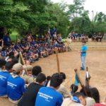 ABO-MS dá orientações sobre saúde bucal aos jovens do Grupo Escoteiro Atalaia do Pantanal