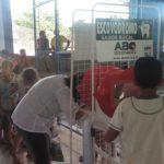 ABO-MS participa de ação do Dia das Crianças