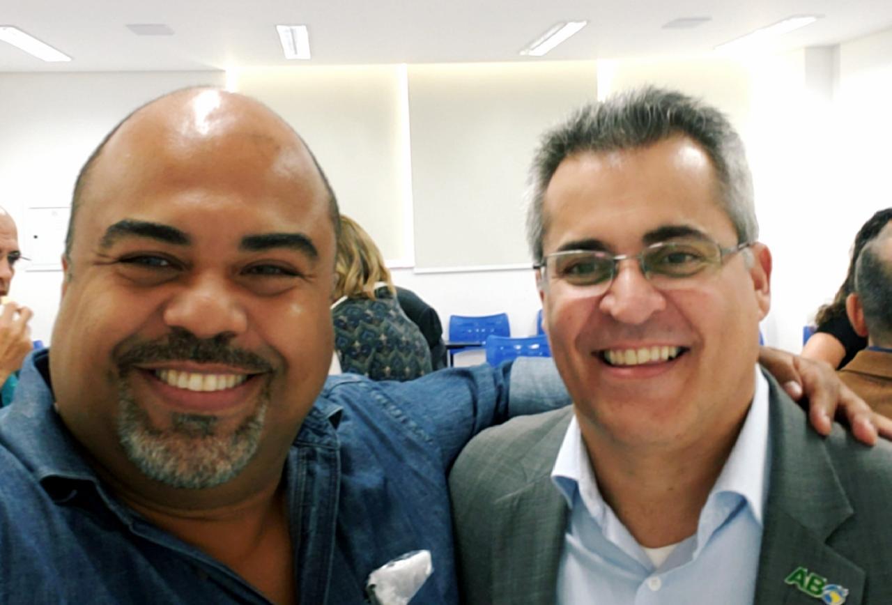 Nota de agradecimento da ABO-MS a Luiz Fernando Varrone por gestão à frente da ABO nacional