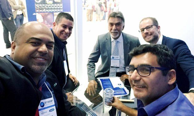 ABO-MS participa do 37º CIOSP e reafirma parceria com SYSTHEX