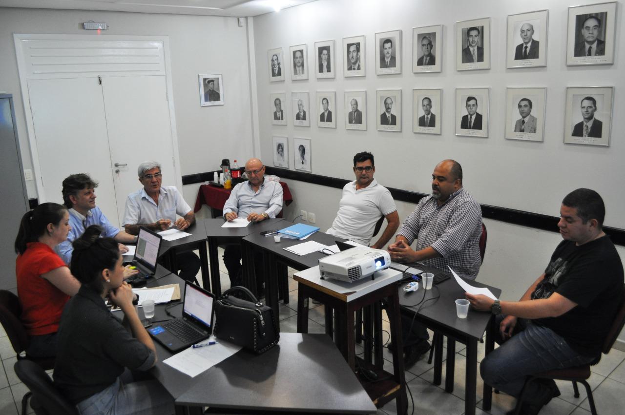 Diretoria da ABO-MS se reúne e marca próximos eventos da Associação