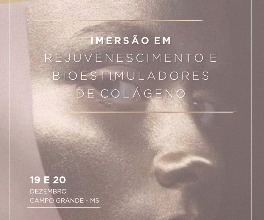 """ABO-MS lança imersão em """"Rejuvenescimento e Bioestimuladores de Colágeno"""""""