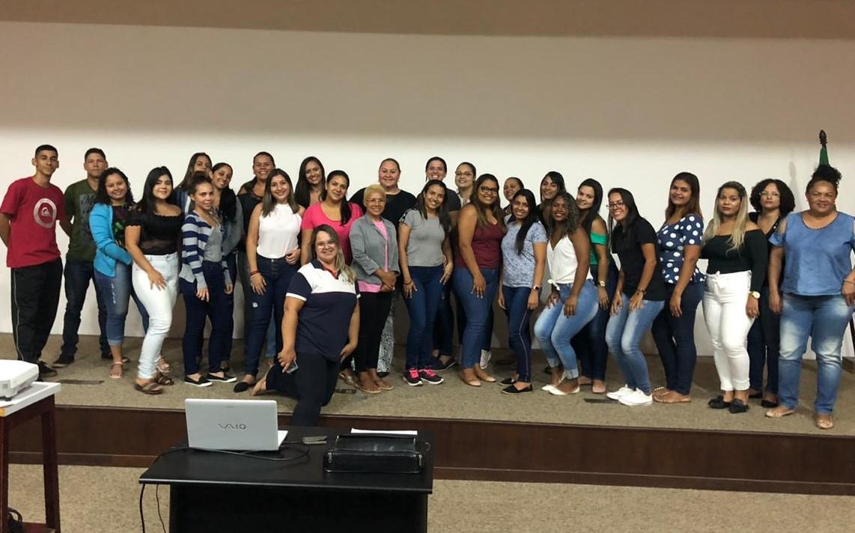 ABO-MS inicia 28ª Turma do curso de Auxiliar em Saúde Bucal